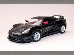 LOTUS EXIGE ~ BLACK | 1:32 Diecast Model Car