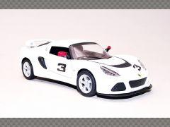 LOTUS EXIGE S ~ WHITE | 1:32 Diecast Model Car