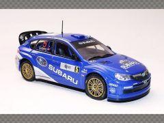 SUBARU WRC ~ SOLBERG   1:43 Diecast Model Car