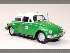 VOLKSWAGEN BEETLE ~ MEXICO TAXI 1985   1:43 Diecast Model Car