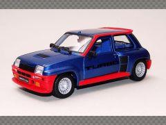 RENAULT 5 TURBO 1982   1:24 Diecast Model Car