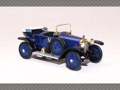 AUDI ~ WINNER OF THE ALPS | 1:87 Diecast Model Car