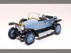 AUDI WINNER OF THE ALPS ~ GREY | 1:76 Diecast Model Car