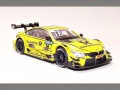 BMW 4 SERIES M4 DTM TEAM RMG | 1:43 Diecast Model Car