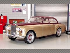ROLLS ROYCE SILVER CLOUD 3 | 1:18 Diecast Model Car