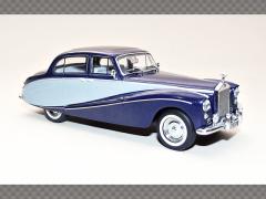 ROLLS ROYCE SILVER CLOUD HOOPER EXPRESS | 1:43 diecast Model Car