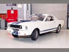 FORD MUSTANG SHELBY GT 350 R ~ 1966 | 1:18 Diecast Model Car
