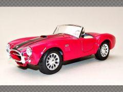 SHELBY COBRA 427 1965 | 1:24 Diecast Model Car