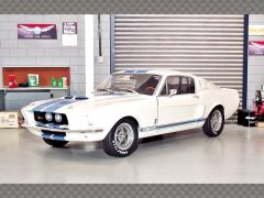 SHELBY MUSTANG GT500 1967 | 1:18 Diecast Model Car