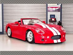 SHELBY SERIES 1 1999 ~ RED | 1:18 Diecast Model Car