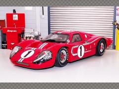 FORD GT40 MK IV ~ WINNER 24H LE MANS 1967 | 1:18 Diecast Model Car