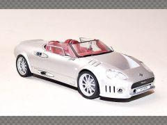 SPYKER C12 SPYDER ~ 2008 | 1:43 Diecast Model Car