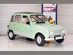 RENAULT 4L GTL ~ 1986 | 1:18 Diecast Model Car