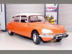 CITROEN DS SPECIAL 1972 | 1:18 Diecast Model Cars