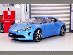 ALPINE A110  ~ 2017 | 1:18 Diecast Model Car
