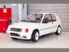 PEUGEOT 205 RALLYE ~ 1988 | 1:18 Diecast Model Car