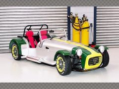 LOTUS SEVEN ~ 1989 | 1:18 Diecast Model Car