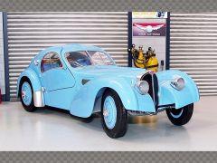 BUGATTI TYPE 57 SC ATLANTIC T35 ~ 1937 | 1:18 Diecast Model Car