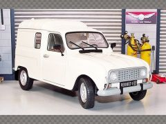 RENAULT 4L F4 ~ 1975 | 1:18 Diecast Model Car