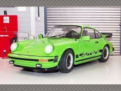PORSCHE 911 3.2 CARRERA ~ 1984 | 1:18 Diecast Model Car