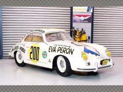 PORSCHE 356 PRE A ~ EVA PERON | 1:18 Diecast Model Car