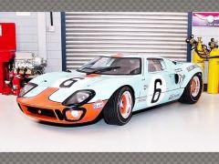 FORD GT40 MK1 ~ WINNER LE MANS 1969 | 1:18 Diecast Model Car