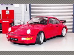 PORSCHE 911/964 TURBO 3.6 ~ 1990 | 1:18 Diecast Model Car