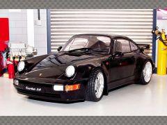 PORSCHE 911 964 TURBO ~ 1990 | 1:18 Diecast Model Car