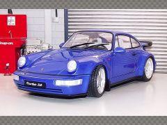 PORSCHE 911 TURBO 3.6 ~ 1990 | 1:18 Diecast Model Car