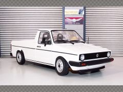 VOLKSWAGEN CADDY MKI ~ 1982 | 1:18 Diecast Model Car