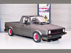 VOLKSWAGEN CADDY MKI CUSTOM ~ 1982 | 1:18 Diecast Model Car