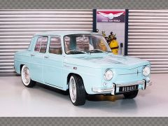 RENAULT 8 MAJOR ~ 1967 | 1:18 Diecast Model Car