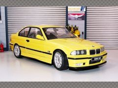 BMW E36 COUPE M3 | 1:18 Diecast Model Car