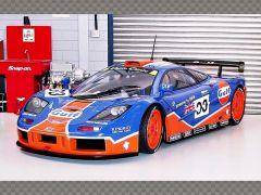 MCLAREN F1 GTR SHORT TAIL ~ LE MANS 1996 | 1:18 Diecast Model Car
