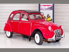 CITROEN 2CV6 ~ 1982 | 1:18 Diecast Model Car