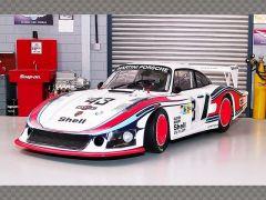 PORSCHE 935/78 MOBY DICK ~ LE MANS 1978 | 1:18 Diecast Model Car