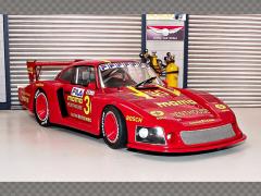 PORSCHE 935 MOBYDICK ~ RIVERSIDE 1981   1:18 Diecast Model Car