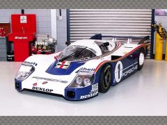 PORSCHE 956LH ~ WINNER LE MANS ~ 1982 | 1:18 Diecast Model Car