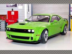 DODGE CHALLENGER R/T SCAT PACK WIDEBODY ~ 2020 | 1:18 Diecast Model Car
