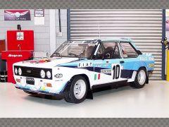 FIAT 131 ABARTH ~  WINNER MONTE CARLO 1980 | 1:18 Diecast Model Car