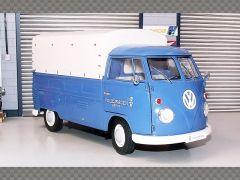 VOLKSWAGEN T1 COVERED PICK-UP ~ 1950 | 1:18 Diecast Model Car