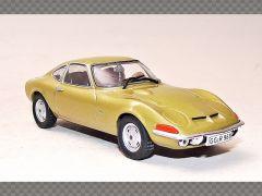 OPEL GT ~ 1968 | 1:43 Diecast Model Car