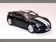 SUBARU BRZ  ~ BLACK | 1:43 Diecast Model Car