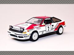 TOYOTA CELICA GT4 RALLY ACROPOLIS 1990 | 1:43 Diecast Model Car