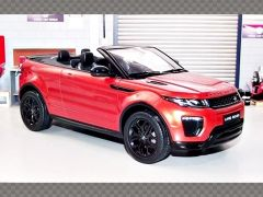 RANGE ROVER EVOQUE CONVERTIBLE ORANGE | 1:18 Resin Model Car