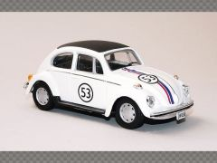 VOLKSWAGEN BEETLE #53 | 1:43 Diecast Model Car