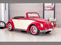 VW HEBMUELLER CABRIO 1949 | 1:18 Diecast Model Car