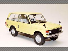 LAND ROVER RANGE ROVER 3.5 V8   1:24 Diecast Model Car