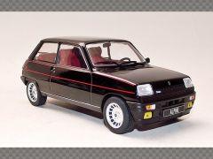 RENAULT R5 ALPINE TURBO ~ 1982 | 1:24 Diecast Model Car