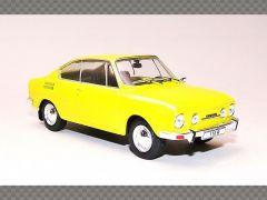 SKODA 110R ~ LIMITED EDITION| 1:43 Diecast Model Car
